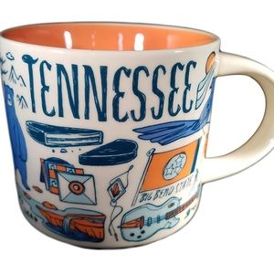 Starbucks Tennessee Been There Mug